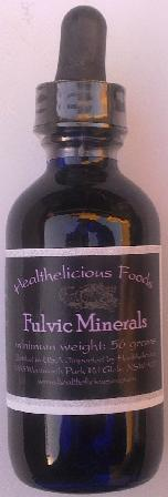 Picture of Fulvic Minerals