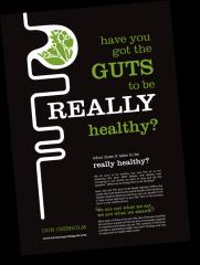 Picture of Have You Got The GUTS to be REALLY Healthy? Book